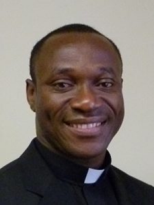 Fr. Bernard Dan Spiritual Advisor