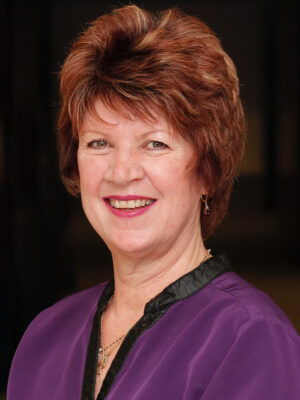 Cece Crawford, Assistant Treasurer